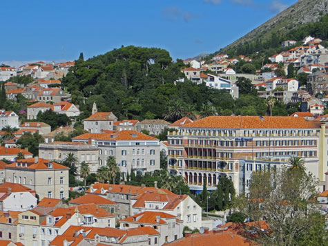 Hotels in Dubrovnik Croatia