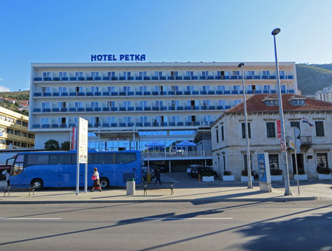 Hotels in the Gruz District of Dubrovnik